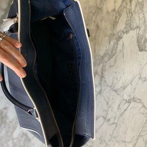 kate spade Bags - Kate Spade large purse navy